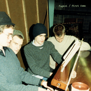 Fugazi - First Demo LP