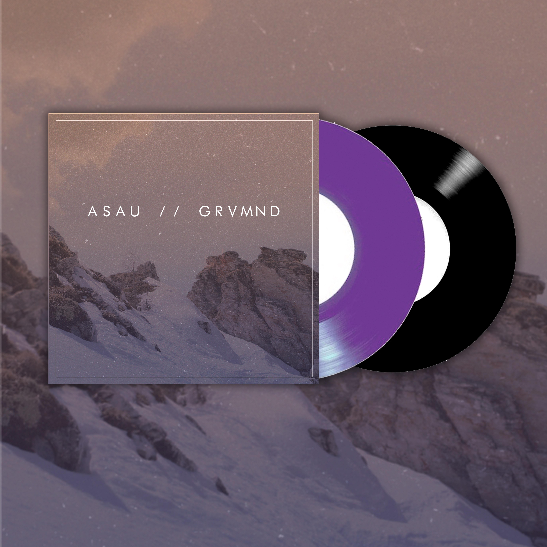 ASAU/Gravemind Split (7