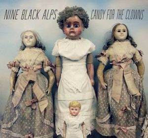 Nine Black Alps - Candy For The Clowns - CD - SALE