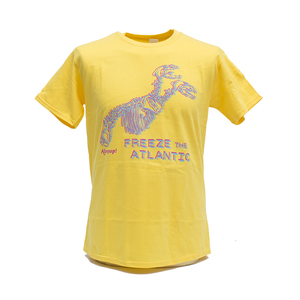 Freeze The Atlantic - Fossil T-Shirt