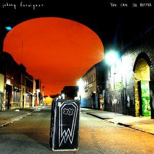 Johnny Foreigner - You Can Do Better CD