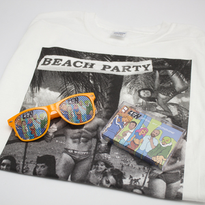 Len - Steal My Sunshine - T-Shirt, Sunglasses & Cassette Bundle