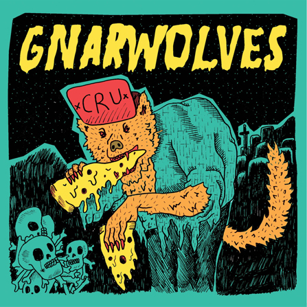 Gnarwolves - CRU CD EP