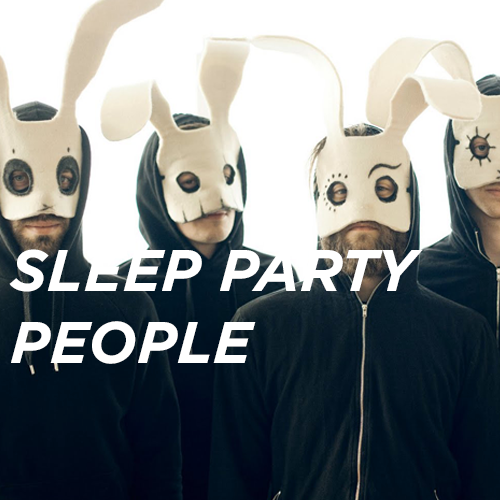 Sleep Party People