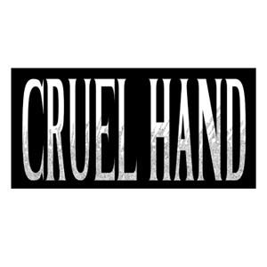 Cruel Hand 'Logo' Sticker
