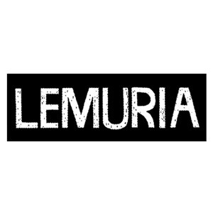 Lemuria 'Logo' Sticker