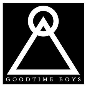 Goodtime Boys 'Every Landscape' Sticker