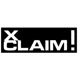 X-Claim! Records 'Logo' Sticker