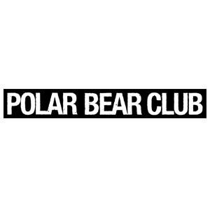 Polar Bear Club 'Oversized Logo' Sticker