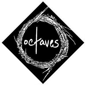 Octaves 'Wreath Logo' Sticker
