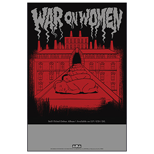 War On Women 'S/T' Poster