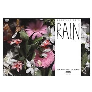 Goodtime Boys 'Rain' Poster