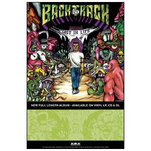 Backtrack 'Lost In Life' Poster