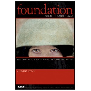Foundation 'When The Smoke Clears' Poster