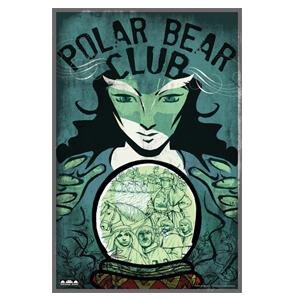 Polar Bear Club 'Gypsy' Poster