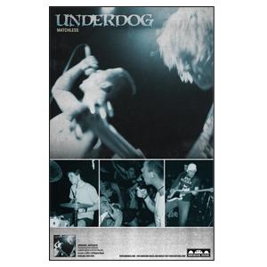 Underdog 'Matchless' Poster