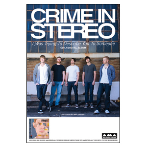 Crime In Stereo 'Trying... Group' Poster