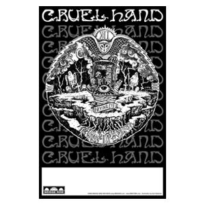 Cruel Hand 'Tour' Poster
