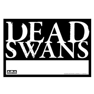 Dead Swans 'Tour' Poster