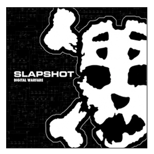 Slapshot 'Digital Warfare' Poster
