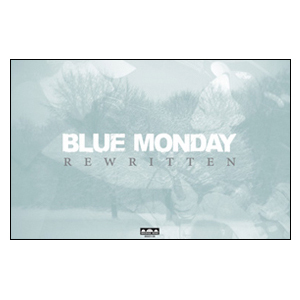 Blue Monday 'Rewritten' Poster