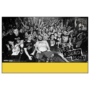 New Found Glory 'Kill It Live 2' Poster