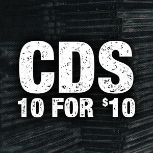 10 - CD's For $10