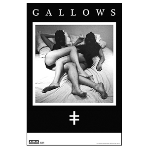 Gallows 'S/T' Poster