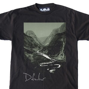 Defeater 'Mountains' T-Shirt