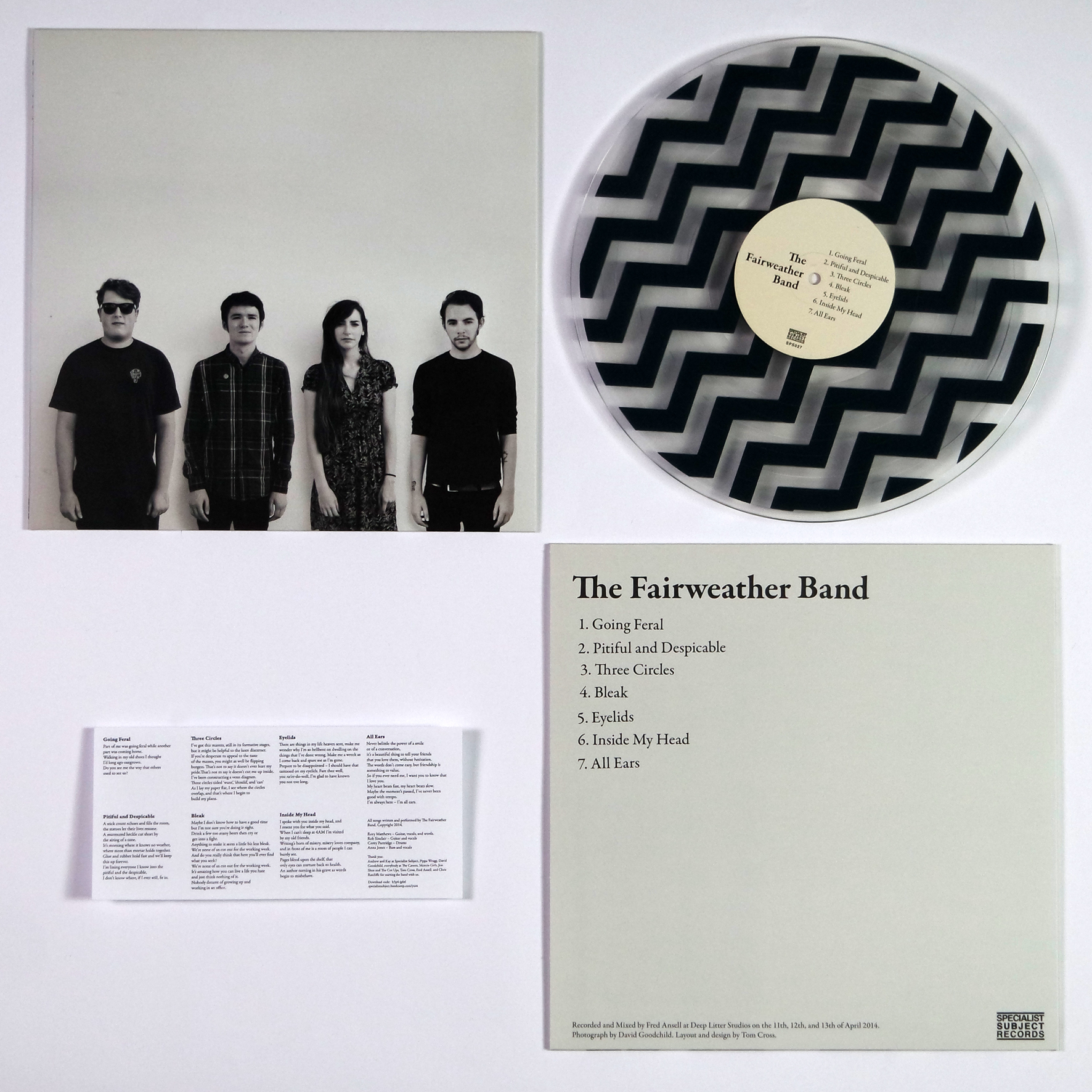 The Fairweather Band - S/T 12