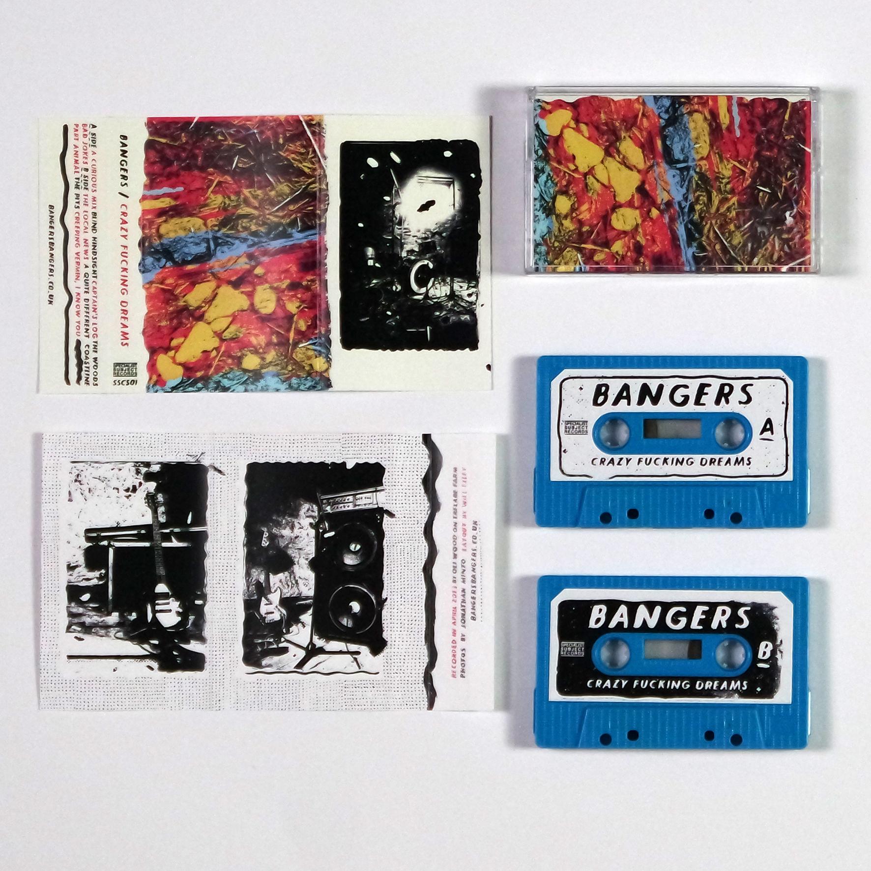 Bangers - Crazy Fucking Dreams CD