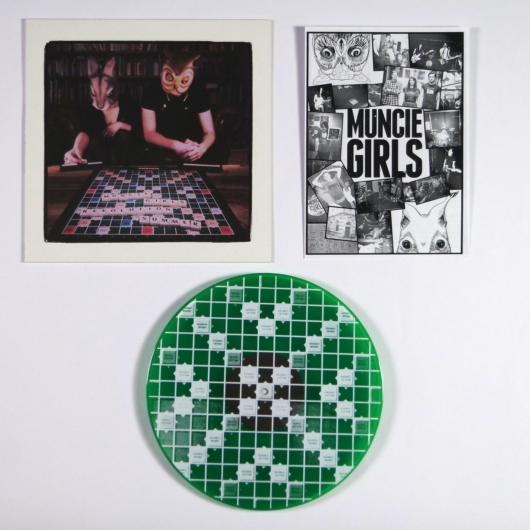 Muncie Girls - Revolution Summer CD