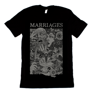 Marriages - Faces T-Shirt