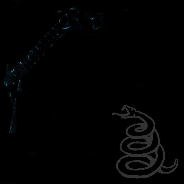 Metallica - Metallica (The Black Album) 2xLP