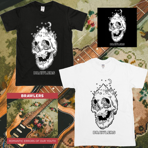 Brawlers - Romantic Errors Of Our Youth - CD, Tee & Patch Bundle