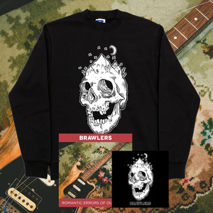 Brawlers - Romantic Errors Of Our Youth - Sweater, CD & Patch Bundle