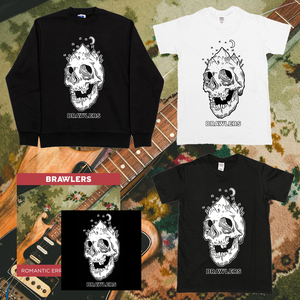 Brawlers - Romantic Errors Of Our Youth - CD, Sweater, Tee & Patch Bundle