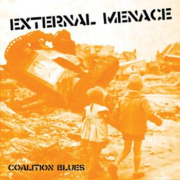 EXTERNAL MENACE - Coalition Blues 12