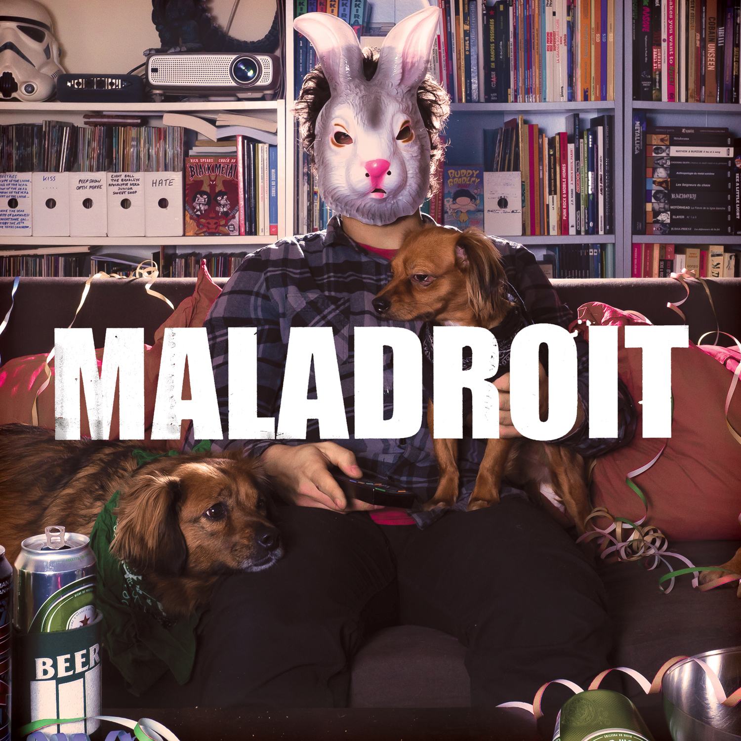 Maladroit - freedom fries and freedom kisses