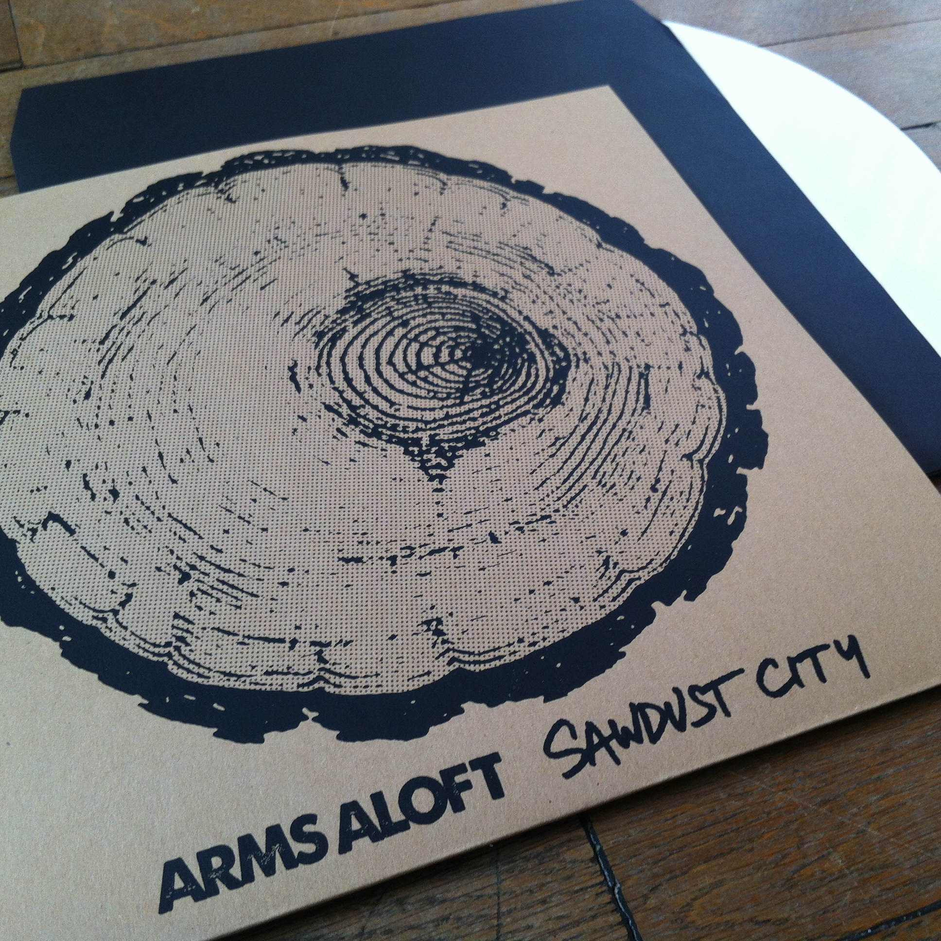 Arms Aloft - sawdust city