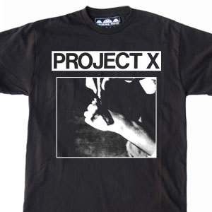 Project X '7 Inch Cover' T-Shirt