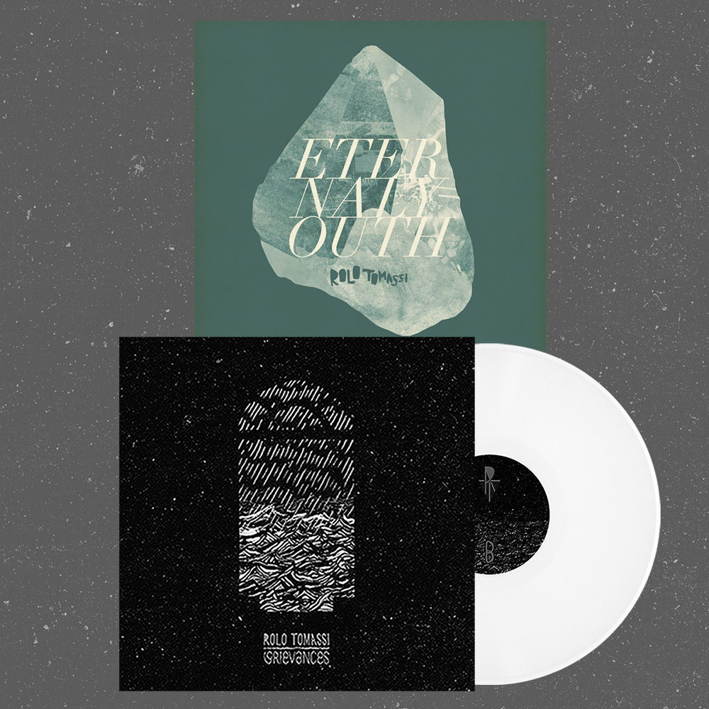 Rolo Tomassi - 'Grievances' LP + Eternal Youth 3xLP