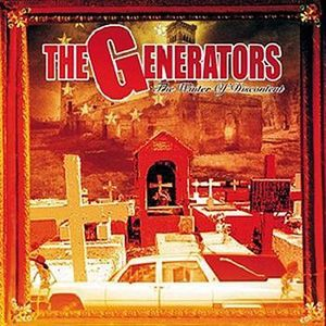 Generators - The Winter of Discontent CD