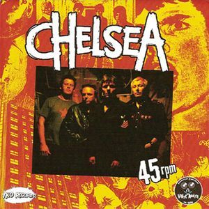 Chelsea / Lower Class Brats Split 7