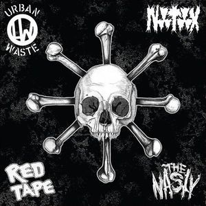 Urban Waste, The Nasty, Notox, Red Tape – 4-Way Split 7
