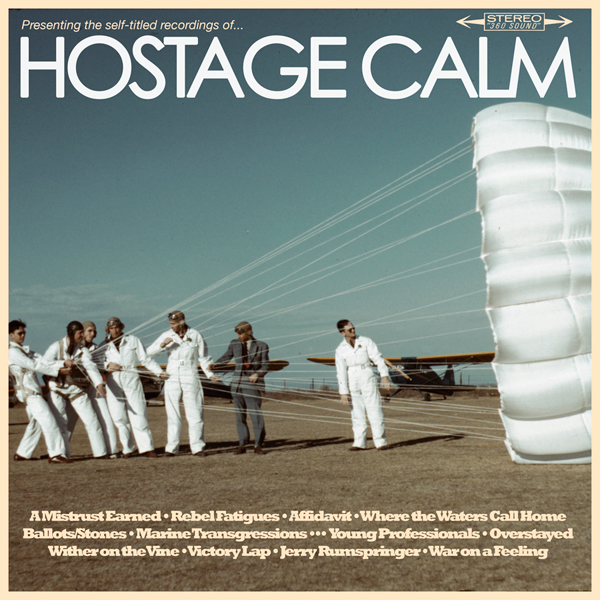 Hostage Calm - S/T