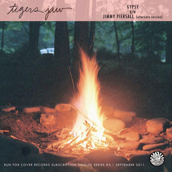 Tigers Jaw - Gypsy b/w Jimmy Piersall
