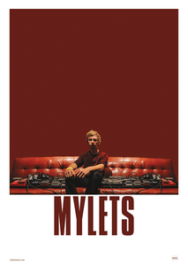 Mylets - Pedal Art Poster