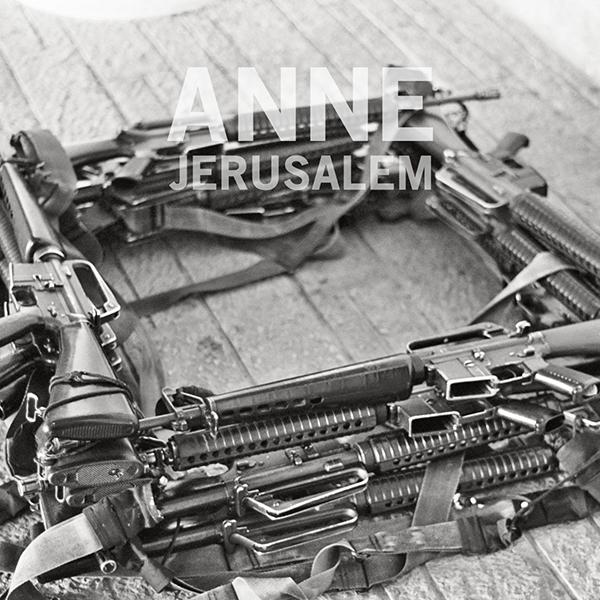 Anne - Jerusalem EP