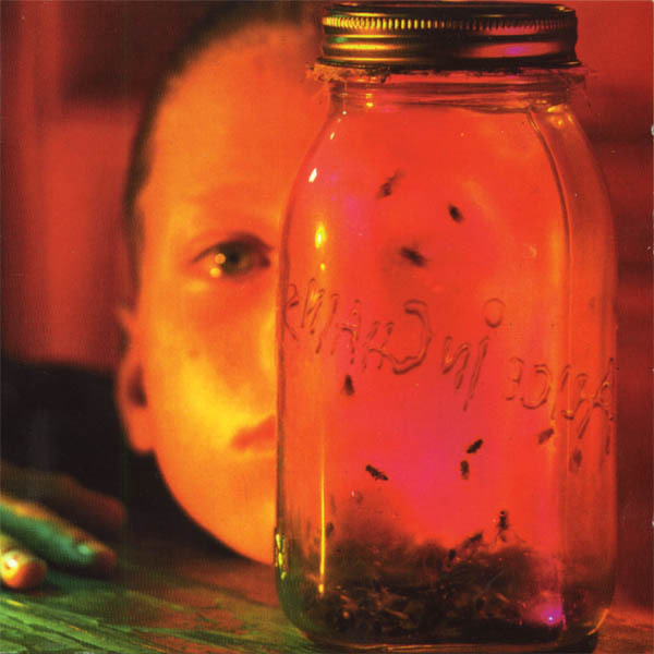Alice In Chains - Jar Of Flies + Sap 2xLP